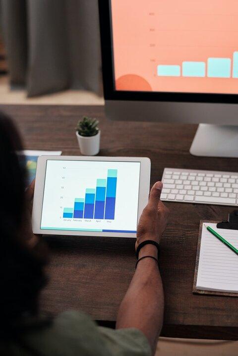 affiliate marketing cursus grafiek