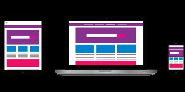 website beginnen formaten marketing